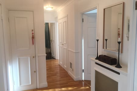 Comfortable, spacious, modern flat near Hyde Park