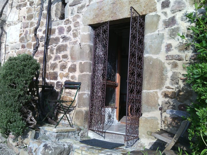 La Belle Voûte à Charmes village perché