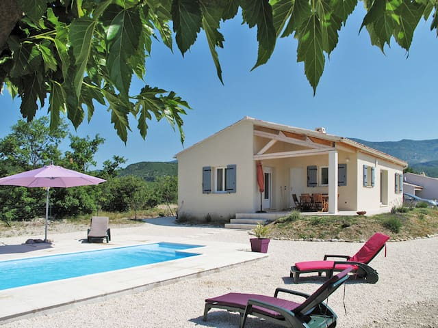 Holiday home in Sainte Jalle - Nyons - Huis