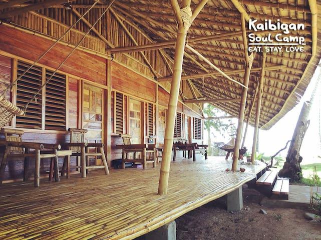 Kaibigan Soul Camp • WHALESHARK • longhouse center