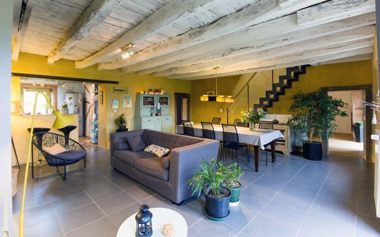 Maison de caractère Bretagne Nord - Gévezé - Huis