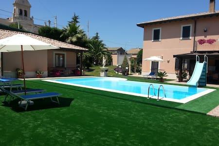 Villa con piscina sull'Etna - Passopisciaro - Rumah