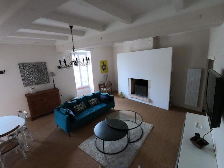 """Appartement cosy  """"La Montcuquoise"""""""