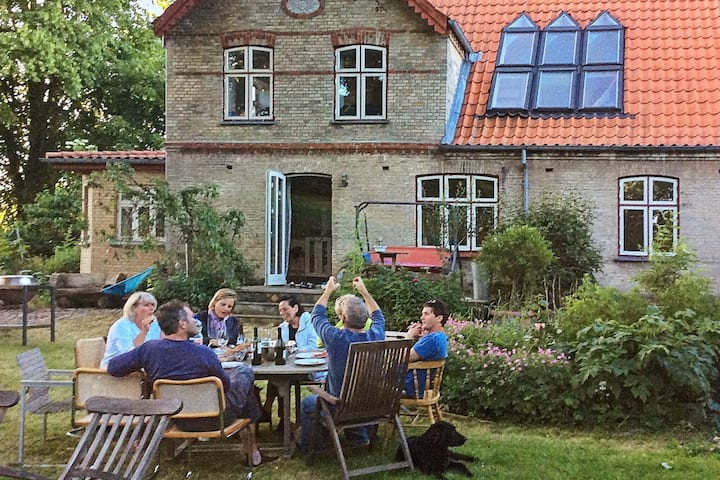 10 person holiday home in Sønderborg