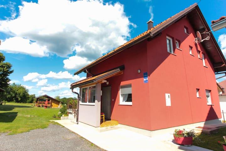 Studio Mažar near Plitvice Lakes
