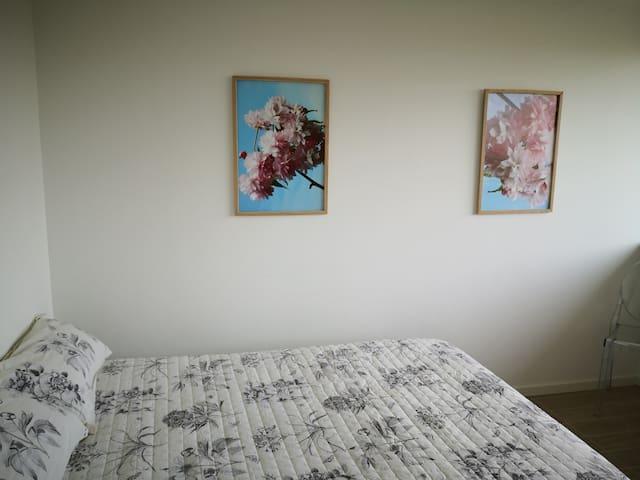 The third bedroom.