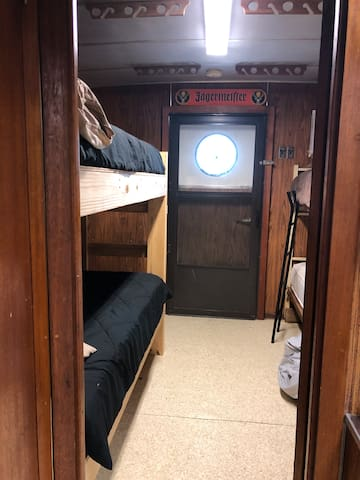 Left - Full/Full Bunk Bed Right - Twin/Twin Bunk Bed