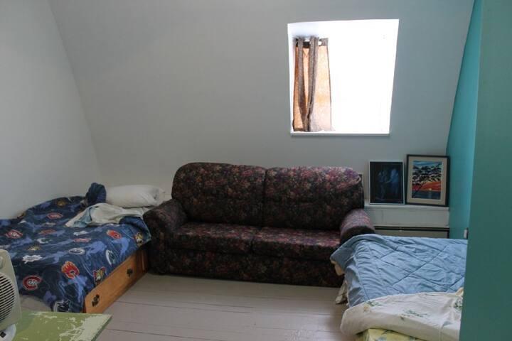 La Grange chambre privé #3