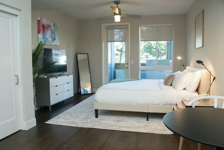 Kasa   Orange County   Beautiful Studio Apartment