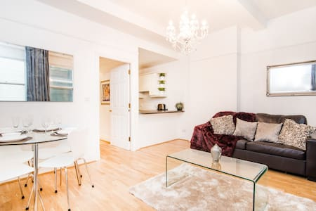 Luxury 1 bed terraced apartment in Central London - Lontoo