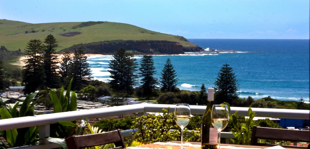 Room with superb beach views - Gerringong - Dům