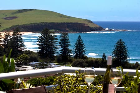 Room with superb beach views - Gerringong