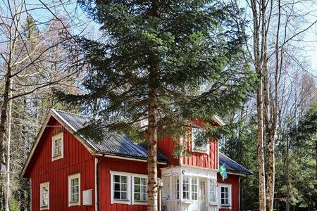 6 persoons vakantie huis in LIDHULT