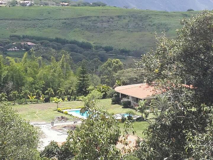 Quinta en Yunguilla.