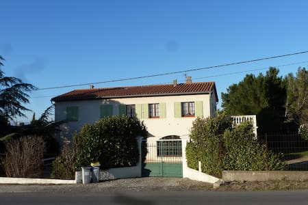Le Clos Marie , Route des Corbières - Fontiès-d'Aude