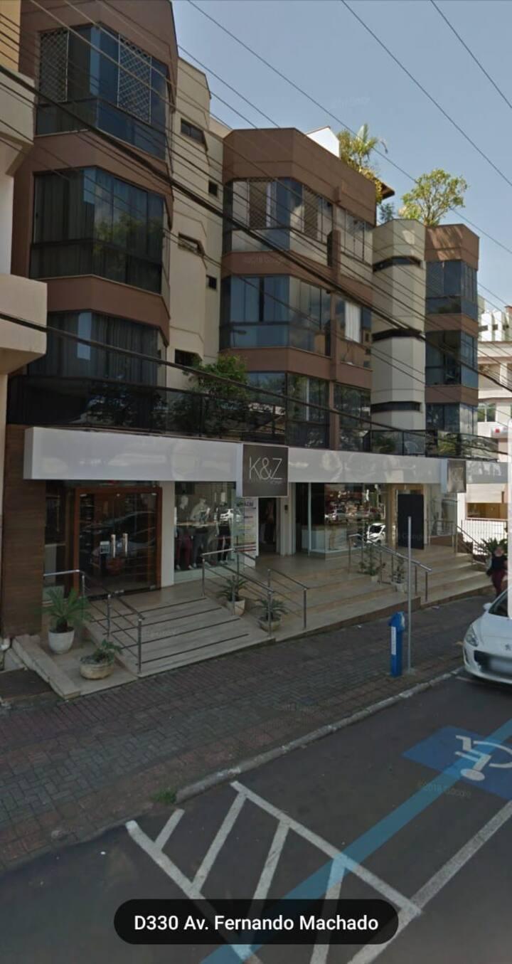 Apartamento  bem no centro de Chapecó!