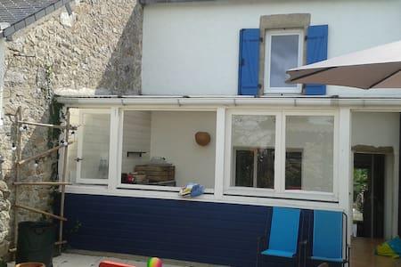 Grande maison au calme entre mer et marais - Batz-sur-Mer - 独立屋