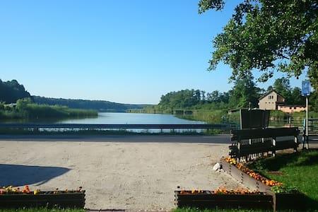 Wrzosowy Młyn - Pokój nad jeziorem - Apartment