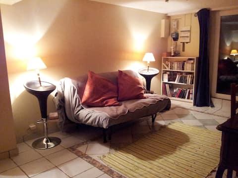 Votre studio chez l'habitant, près de Paris