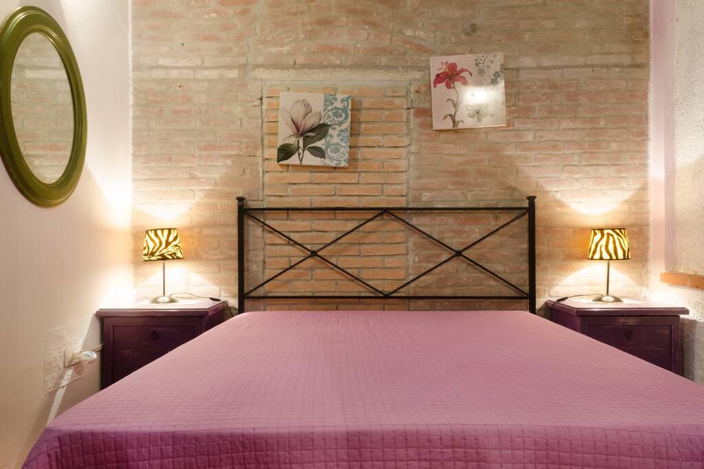 Accogliente bilocale per 4 persone appartamenti in - Derivato di letto ...