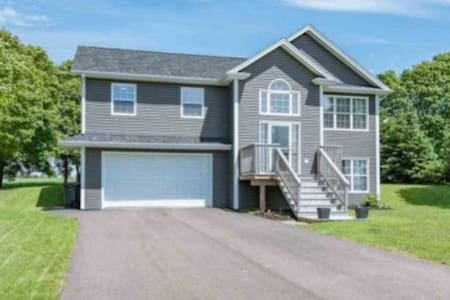 New Modern Style 3BDRM Home Close to Everything!