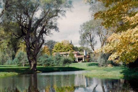 Willowbrook: A Sun Filled, Mid-century Modern Home