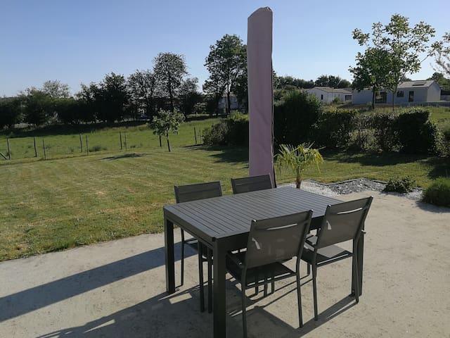 Studio meublé à 3 km du Puy du Fou