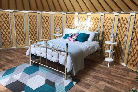 Loughcrew Yurt