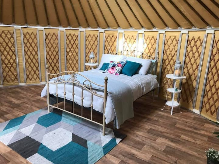 Loughcrew Yurt