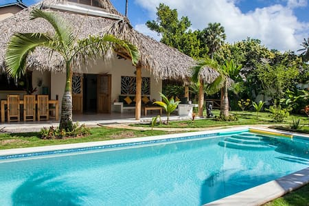Villa Clarissa V , walk to beach!! - Las Terrenas