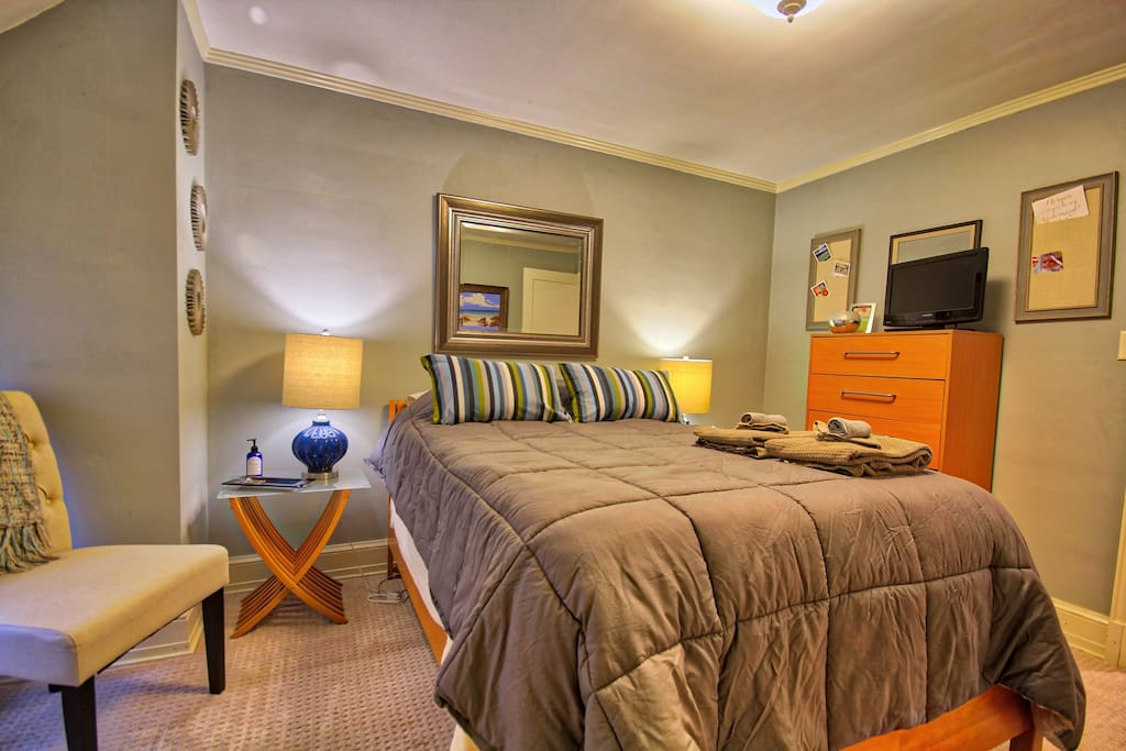 Private Maids Quarters In Historic Home Houses For Rent