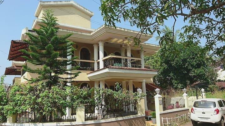 Cozy homely bnb Casa Lopes - Porvorim Goa