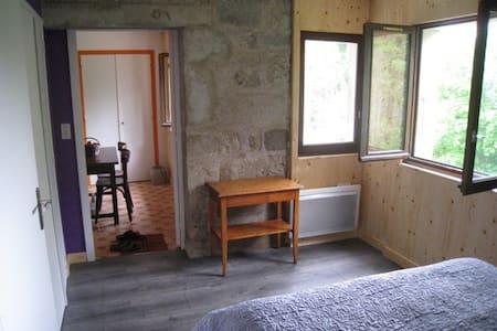 Au cœur du Haut Jura en pleine nature - Morbier - Apartamento