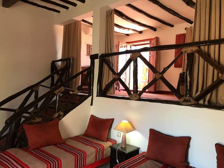 Suite Safran,relais Esméralda,Takerkoust Marrakech