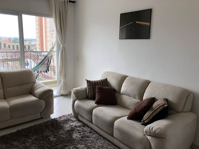 Resourceful and comfortable suite in apartment