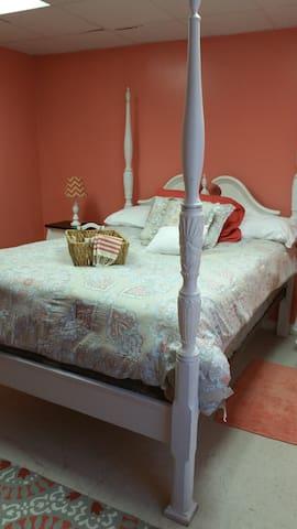Bishop's Bed Breakfast and Beyond 6 - La Nouvelle-Orléans - Bed & Breakfast