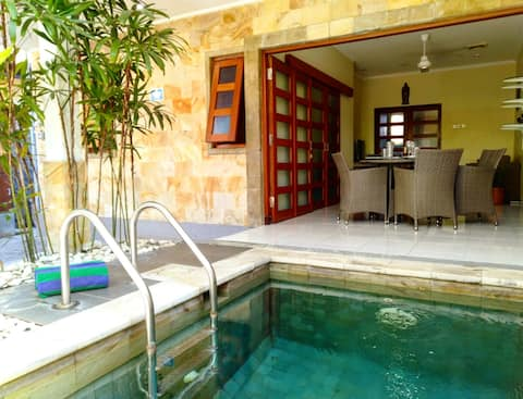 Your own Private Pool Villa in Sanur, Bali