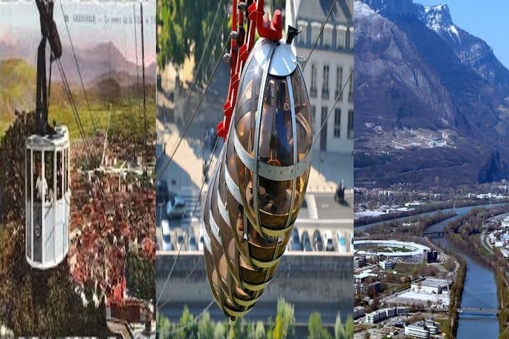 Enjoy Grenoble  -  Profitez de Grenoble