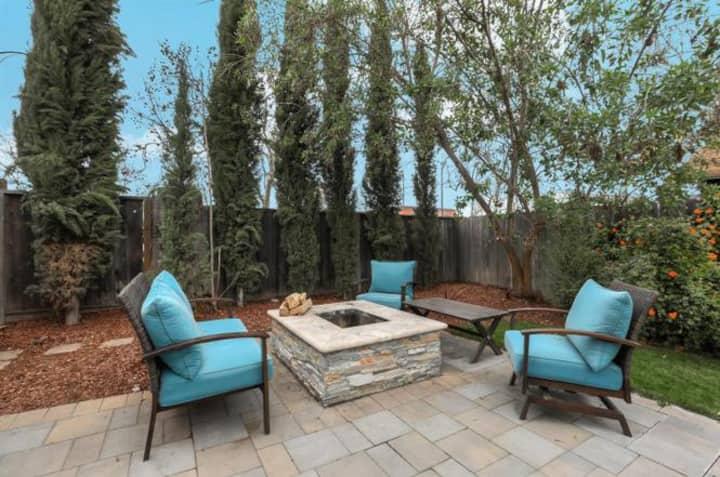 Cozy Retreat -3BR Home in Downtown   San Jose, CA
