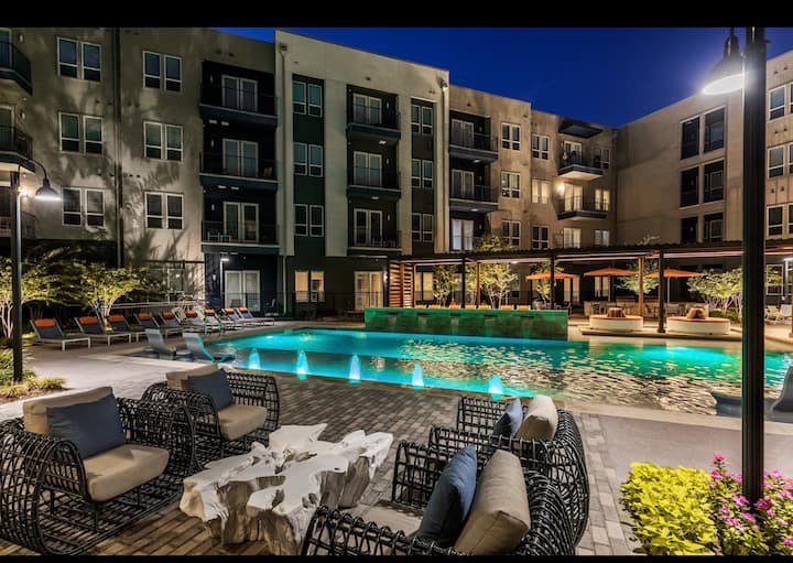 Luxury One Bedroom Apartment in Richardson,TX
