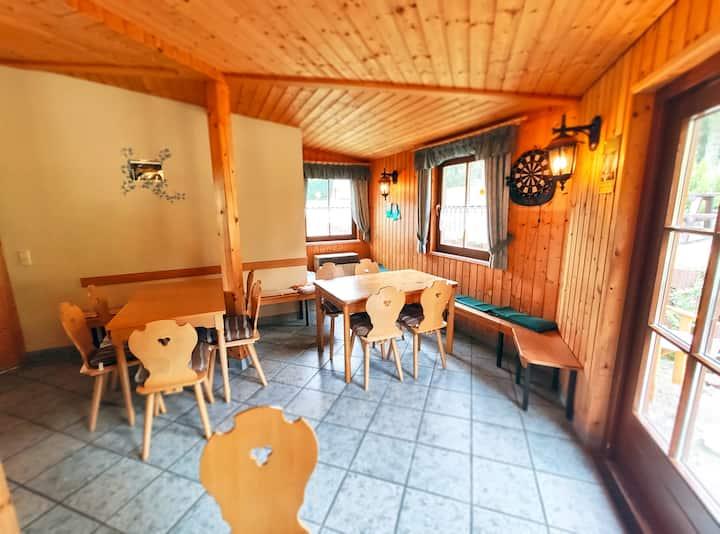 Sporthütten Nassau - Hütte 2 (Fuchsbau)