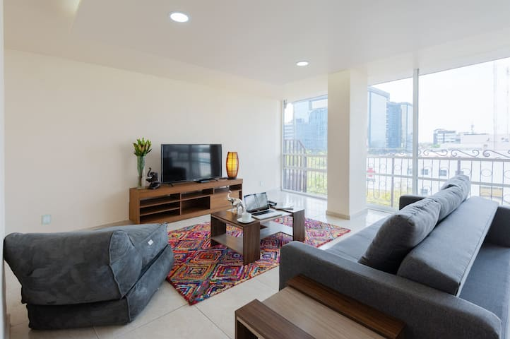 Charming Cozy 3BD 2Bth Apartment in Polanco
