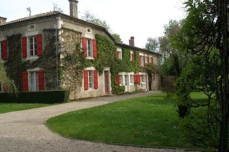 Moulin  18 ème siecle , aux portes de l'Atlantique - Vernoux-sur-Boutonne - Rumah