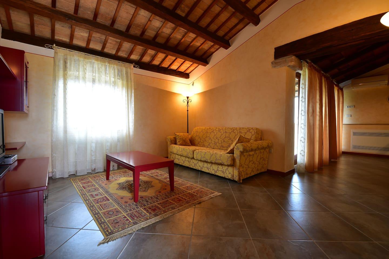 """Red Apartment"" - Borgo San Nicolò Umag"