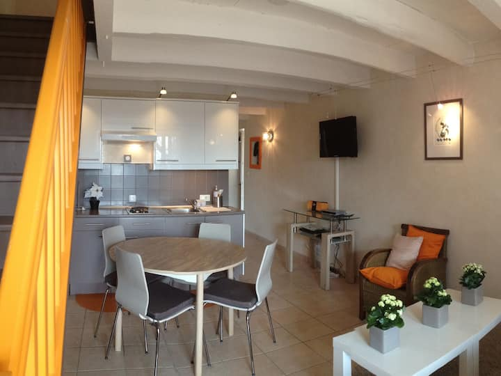 Gîte Douceur vitaminée 55m2 - 2 rooms, 4 people