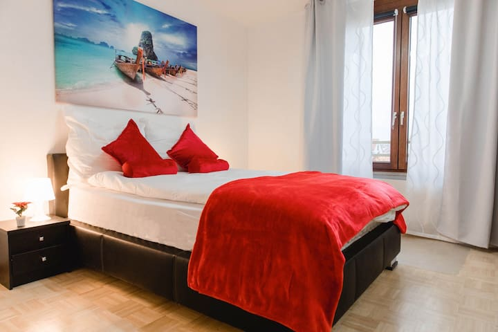 Luxury flat between Cologne and Bonn