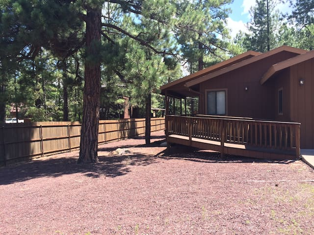 Cool Pines Summer Getaway