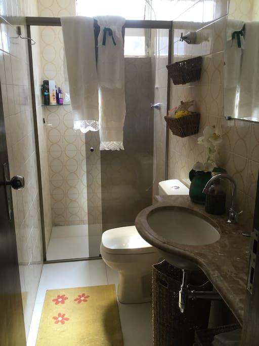 Toilet comum