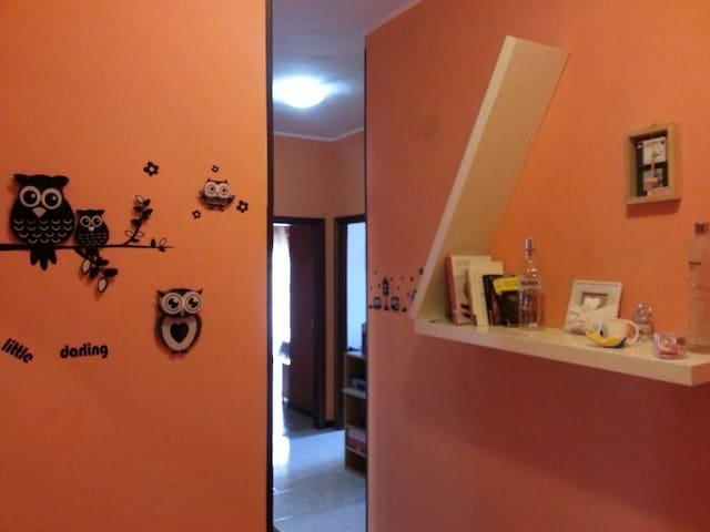 Stanza Singola Mare - Scalea - Lägenhet