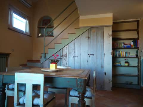 RENT ROOMS BELLA GAVI - NATURA E RELAX